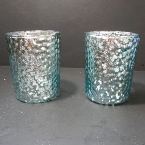 Other - Tea Light Votive Holders Set of 2